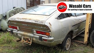 Super High Grade, Wasabi Wonder Car: 1976 Nissan Sunny 1400GX-T (A14 Engine/Twin Carburettor)