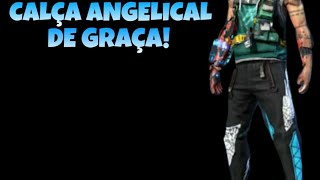 LIVE FREE FIRE RUMO AO MESTRE  CALÇA ANGELICAL DE GRAÇA!!!!!