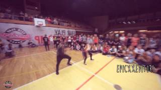 Quick Crew Ft. Chachi Gonzales Blurred Lines Tutorial