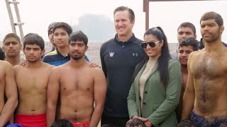 WWE heads to India in search of the next great Superstar