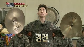 【TVPP】Henry - Musical Genius, 헨리 - 군악대에서 드디어 빛 보는 음악천재 헨리, 모든 악기를 섭렵하다!? @ A Real Man
