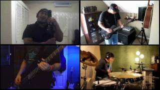 """""""Burrito"""" - Full Band Collab - Seether cover"""