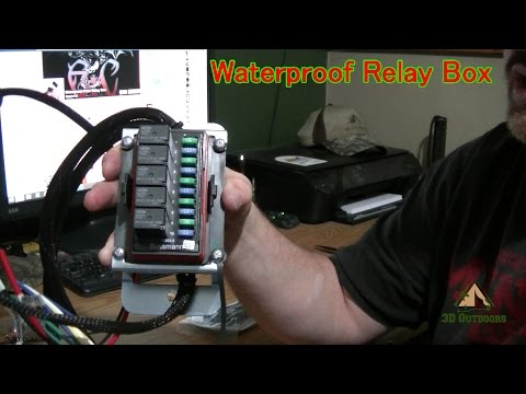 Waterproof Relay Box