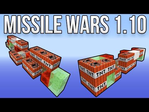 minecraft missile wars 1.10