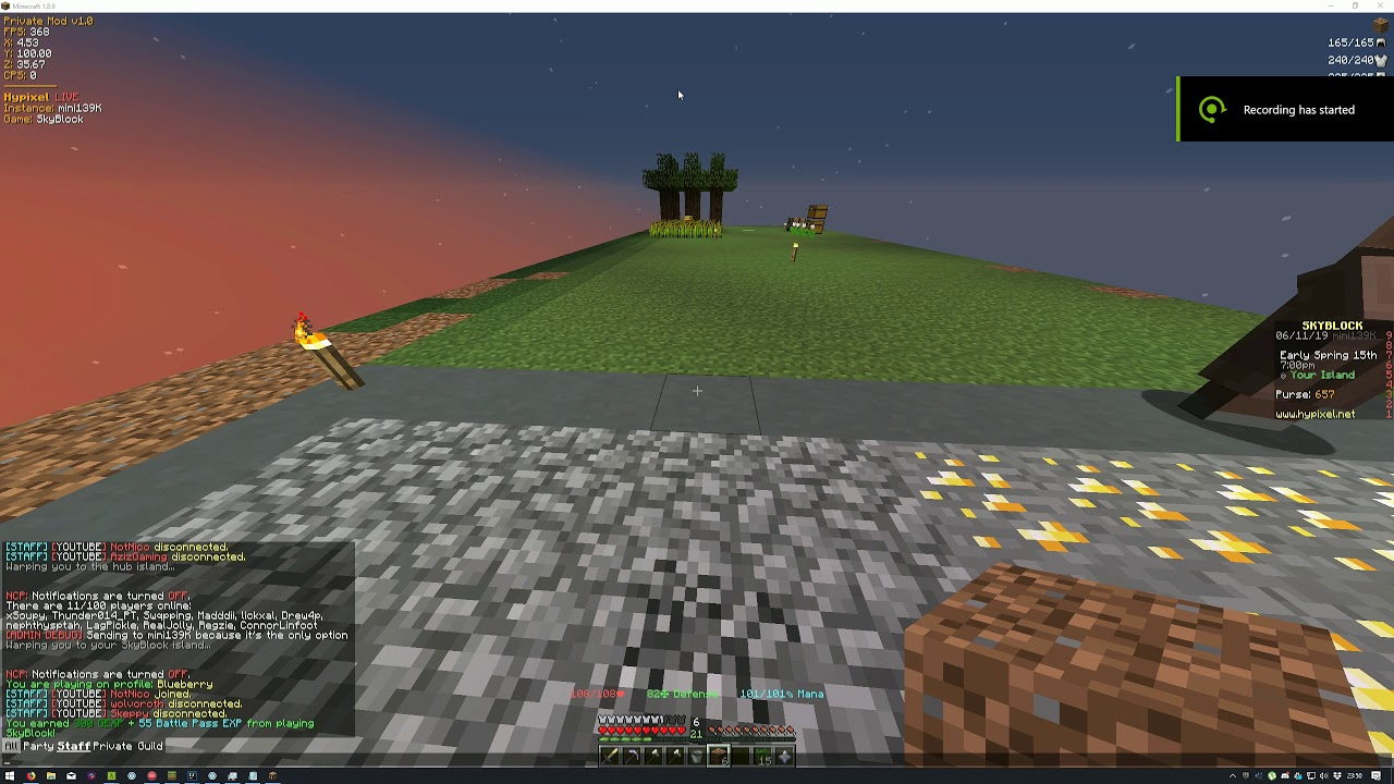 I WAS MURDERED BY A HYPIXEL MINION! [NOT CLICKBAIT!!!]
