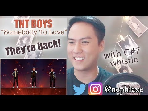 TNT Boys - Somebody To Love   Little Big Shots US   REACTION