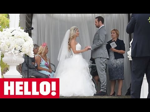 Danny Dyer Weds His Childhood Sweetheart Jo Mas Youtube