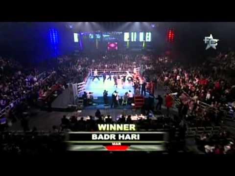 Badr Hari Vs. Alistair Overeem - K-1 WGP 2009 Yokohama