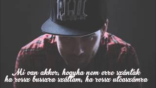 FLUOR FEAT. DIAZ - HÁTTAL ÁLLOK - LYRIC VIDEO