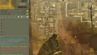 This is cheat clip from Battlefield 2..