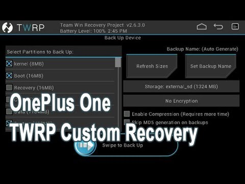 Step by step guide to flash TWRP & install LineageOS (no
