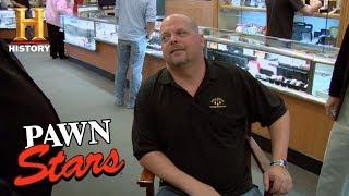Pawn Stars: Sen. Pat McCarran