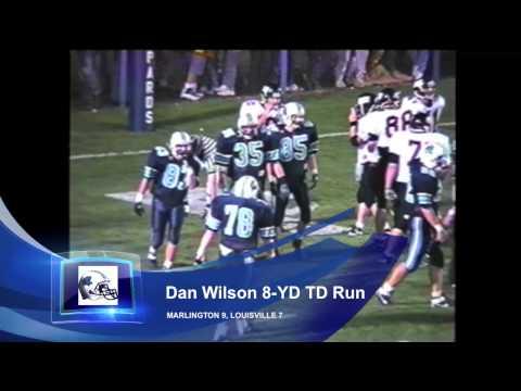 Marlington Dukes at Louisville Leopards 1994 Football Highlights