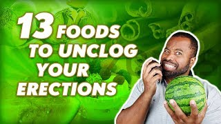 13 Foods to Increase Blood Flow, Boost T-Levels & Unclog Your Erections