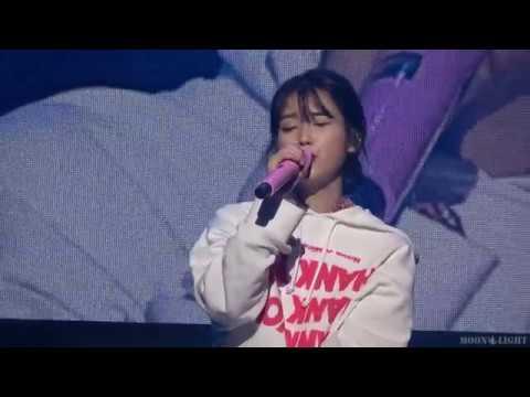 20171210 아이유(IU) 팔레트 서울 콘서트 - 섬데이(someday) 직캠 By 달빛마차