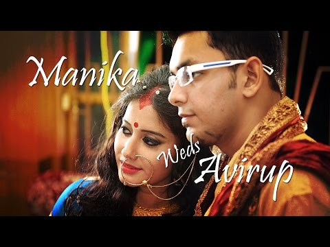Cinematic Bengali Wedding Trailer - Manika Weds Avirup -  RSphotography