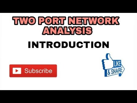 Two Port Networks 2из YouTube · Длительность: 21 мин