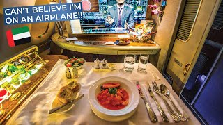 TRIPREPORT | Emirates (Insane FIRST CLASS UPGRADE!!!) | Airbus A380 | Colombo - Dubai