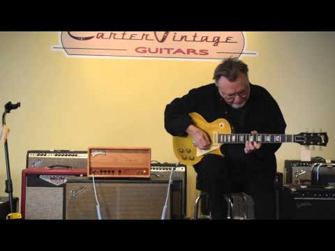 1954 Les Paul Goldtop through a Trainwreck Liverpool played by Ed King