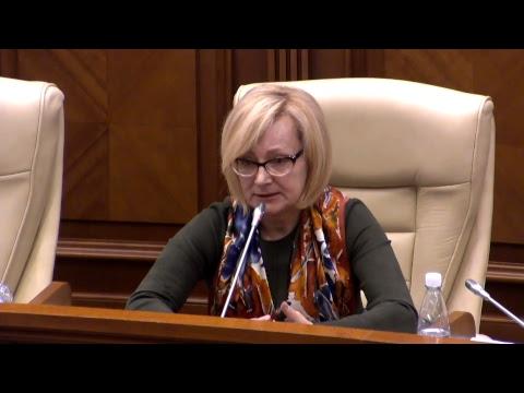 Şedinţa Parlamentului Republicii Moldova 23.11.2017