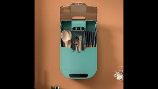 가정용 수저 칼 살균 건조기 보관기 멸균기 UV살균