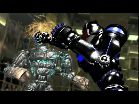 REAL STEEL THE VIDEO GAME [PS3/XBOX360] - ATOM vs DANGER X - 동영상