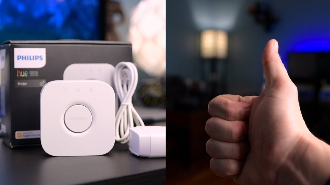Philips Hue Bridge Homekit Homekit Philips Hue Bridge 2 Unboxing And Setup