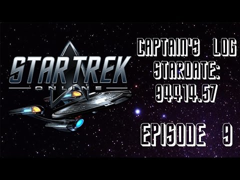 Star Trek Online: Captain's Log #9 - Task Force Hippocrates