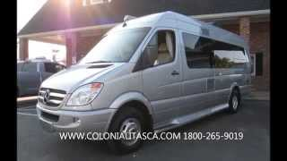 2014 Winnebago ERA 70A Mercedes Benz Sprinter Diesel Motorhome RV For Sale