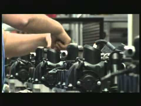 BMW Eengine Assembly Raw Footage