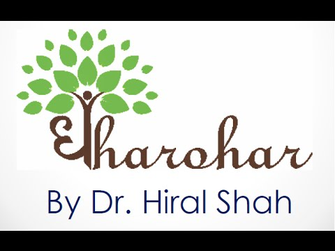 Health Awareness program & Dharohar products By Dr. Hiral Shah