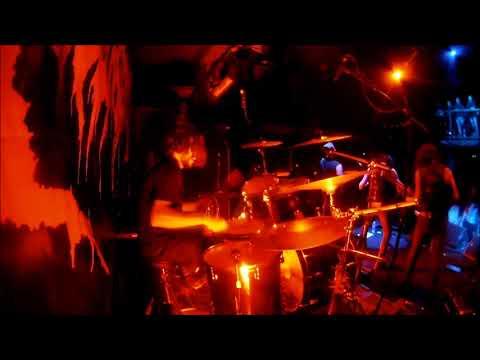 Resurgency - Quartered Mental Existence (drum cam)