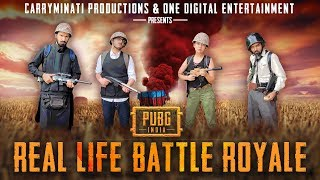 PUBG INDIA: LIFE BATTLE ROYALE