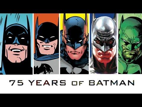 75 YEARS, 75 BATMEN