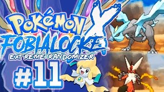 Pokémon X Fobialocke #11 - ES IMPOSIBLE