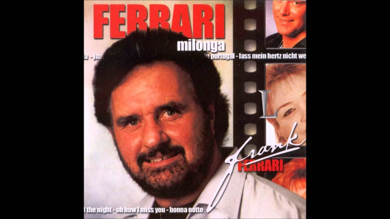 Frank Ferrari Milonga Mixed By Kevin Schaefer Youtube