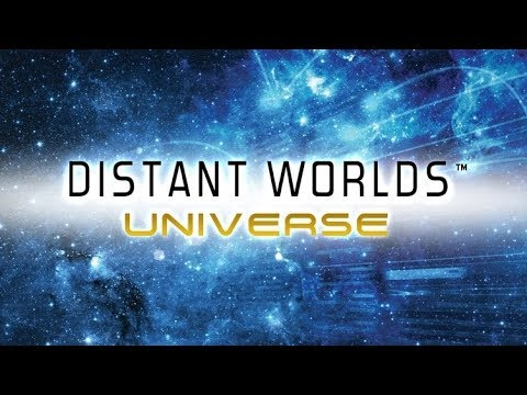 Distant Worlds Universe: The Ultimate Space 4x Game? - Part 1