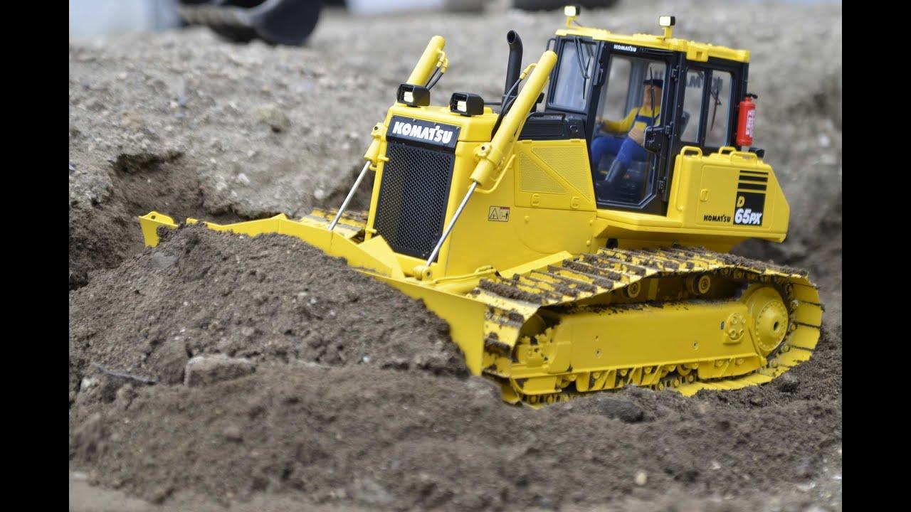 BEST OF NEW KOMATSU DOZER - CONSTRUCTIONZONE-RC