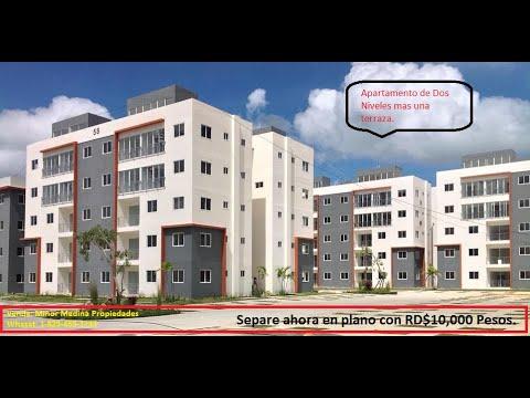 apartamento-dos-niveles-más-la-terraza-en-planos