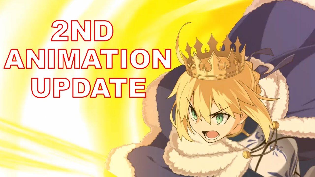 Fate Grand Order Og Waifu Saber Artoria Altria Pendragon Gets