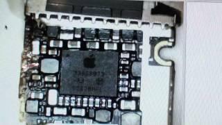 apple iphone 4s non si accende fix not power ossido saldatura condensatore diodo e ic(apple iphone 4s non si accende fix not power ossido saldatura condensatore diodo e ic., 2014-06-12T11:26:11.000Z)