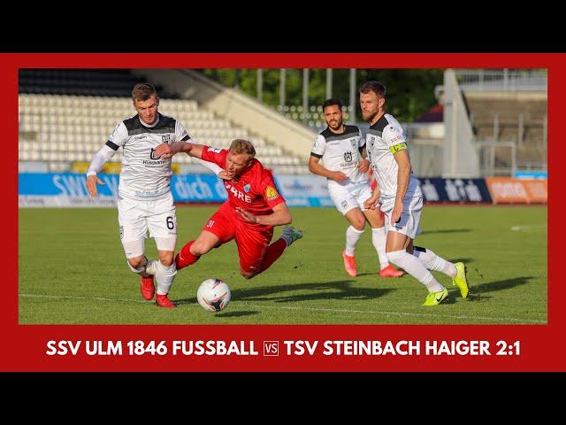 Niederlage in Ulm! #ULMTSV 2:1