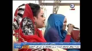 """هاجر كباشي - أسد الخشخاش """"أمنا حواء 2013م - الحلقة السادسة والعشرون"""""""