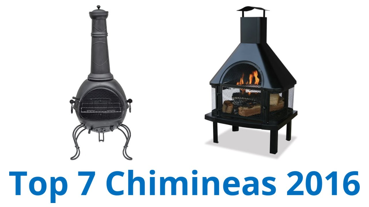 7 Best Chimineas 2016 Youtube