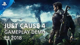 Just Cause 4 - Gameplay Preview | PlayStation Live From E3 2018