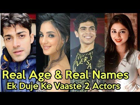 Real Age and Real Names of Ek Duje Ke Vaaste 2 Cast Actors | Ek Duje Ke Vaaste 2 Sony TV New Show