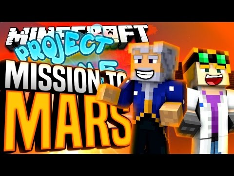 Minecraft - MISSION TO MARS - Project Ozone #164