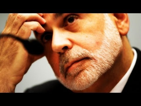 Ben Bernanke Warns of Fed Tightening Risk to Economy