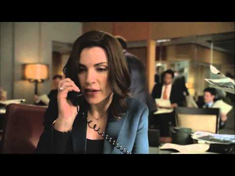 """From """"New Season, New Alicia,"""" The Good Wife: The Fifth Season – Arrives On DVD 819"""
