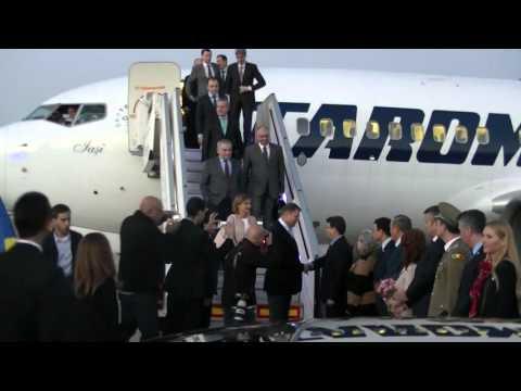 Presedintele Klaus Iohannis A Ajuns In Israel